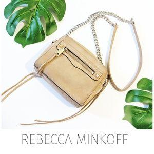Rebecca Minkoff Crossbody Suede Chain Bag